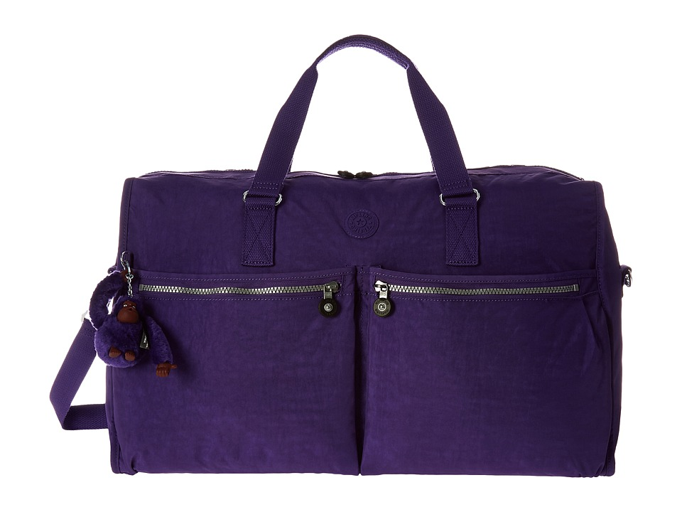 Kipling - Itska Duffel Bag (Precisely Purple) Duffel Bags