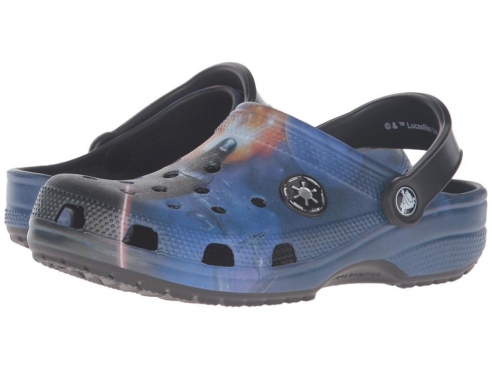 Crocs Classic Darth Vader Clog (Multi) Clog Shoes
