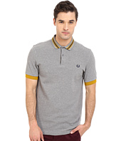 Fred Perry - Bomber Stripe Collar Shirt