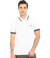 Fred Perry - Polka Dot Pique Shirt