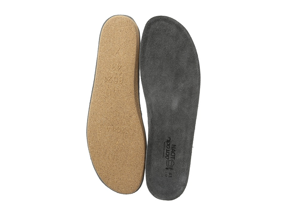 Naot Footwear FB01 Scandinavian Replacement Footbed Grey Womens Insoles Accessories Shoes