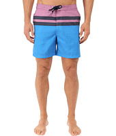 Original Penguin - Chambray Stripe Print Fixed Volley