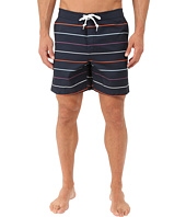 Original Penguin - Stripe Print Fixed Volley Fit
