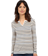 Three Dots - Lara Reversible Long Sleeve Tee