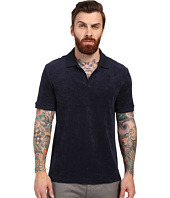 Original Penguin - Open Collar Terry Polo
