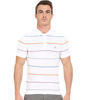 Original Penguin - Short Sleeve Fine Pop Stripe Polo
