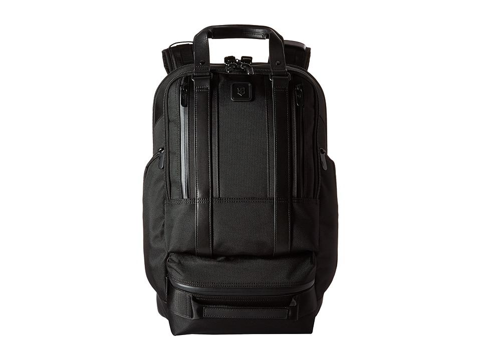 Victorinox Bellevue 17 Laptop Backpack Black Computer Bags