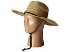San Diego Hat Company Kids - 4 Inch Brim Lifeguard Hat with Adjustabel Chin Cord (Big Kids)