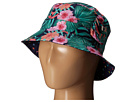 San Diego Hat Company Kids 2 Inch Brim Fishermans Bucket Hat with Functional Pocket