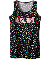 Moschino Kids - Confetti Print Tank Top (Big Kids)