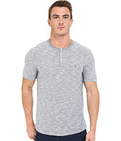 Original Penguin - Short Sleeve Spacedye Henley