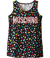 Moschino Kids - Confetti Print Tank Top (Little Kids/Big Kids)