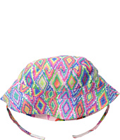 San Diego Hat Company Kids - Reversible Sublimated Bucket Hat with Adjustable Chin Strap (Infant)