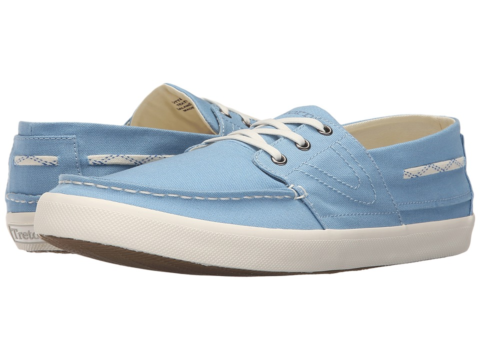 Tretorn - Otto Canvas (Dusk Blue) Men