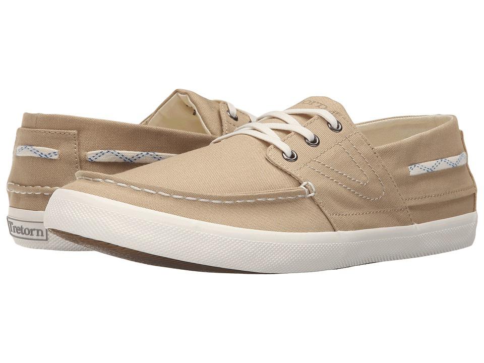 Tretorn - Otto Canvas (Safari Beige) Men