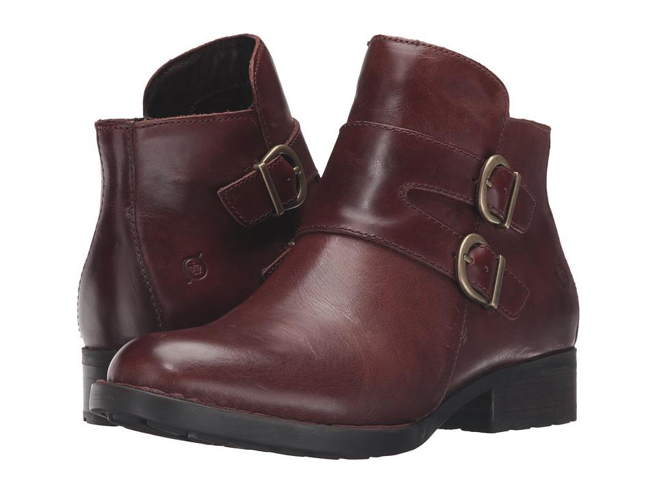 Born - Adler (Cognac Full Grain Leather) Women