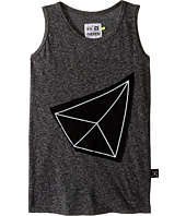 Nununu - Geometric Patch Tank Top (Little Kids/Big Kids)