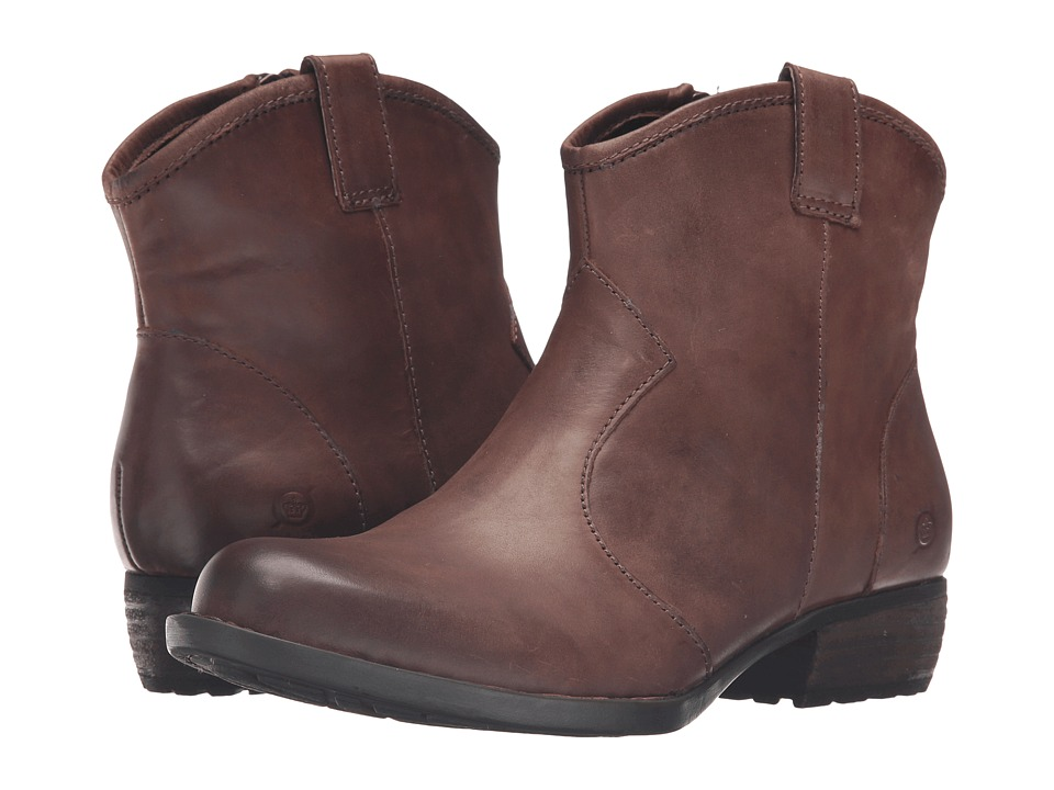 Born Himalia (Ebano Full Grain Leather) Women