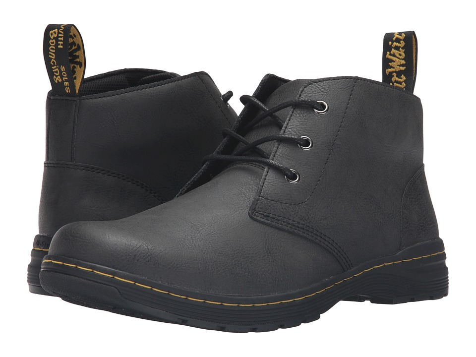 Dr. Martens - Emil 3-Eye Chukka (Black Vancouver Split) Men