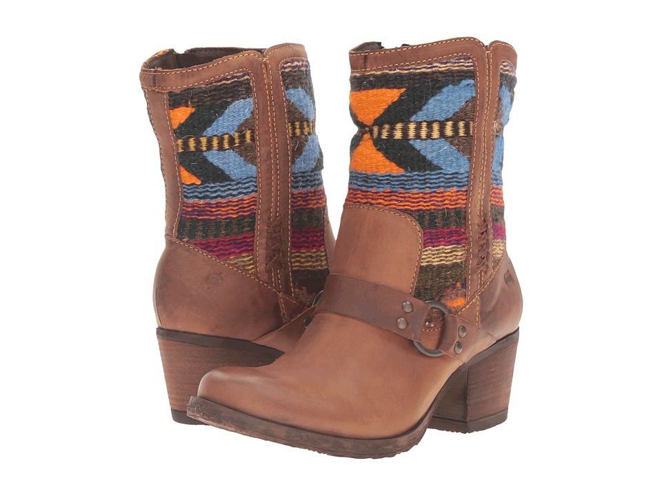 Born Panarea (Etiope/Brown Wool Combo) Women