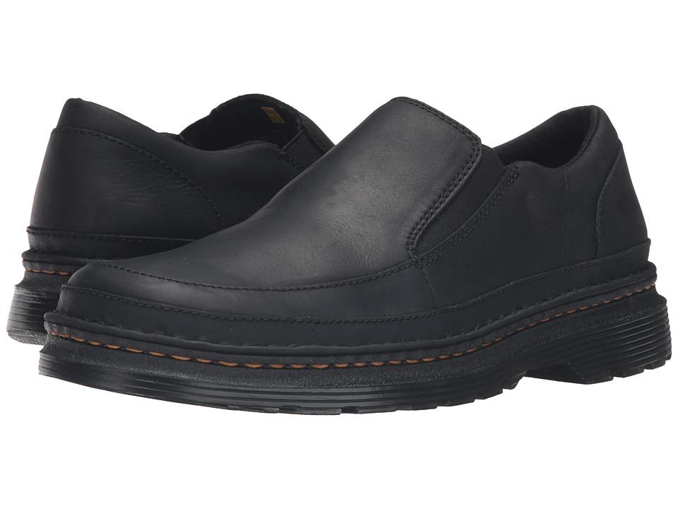 Dr. Martens Hickmire Slip-On Shoe (Black Kingdom) Shoes