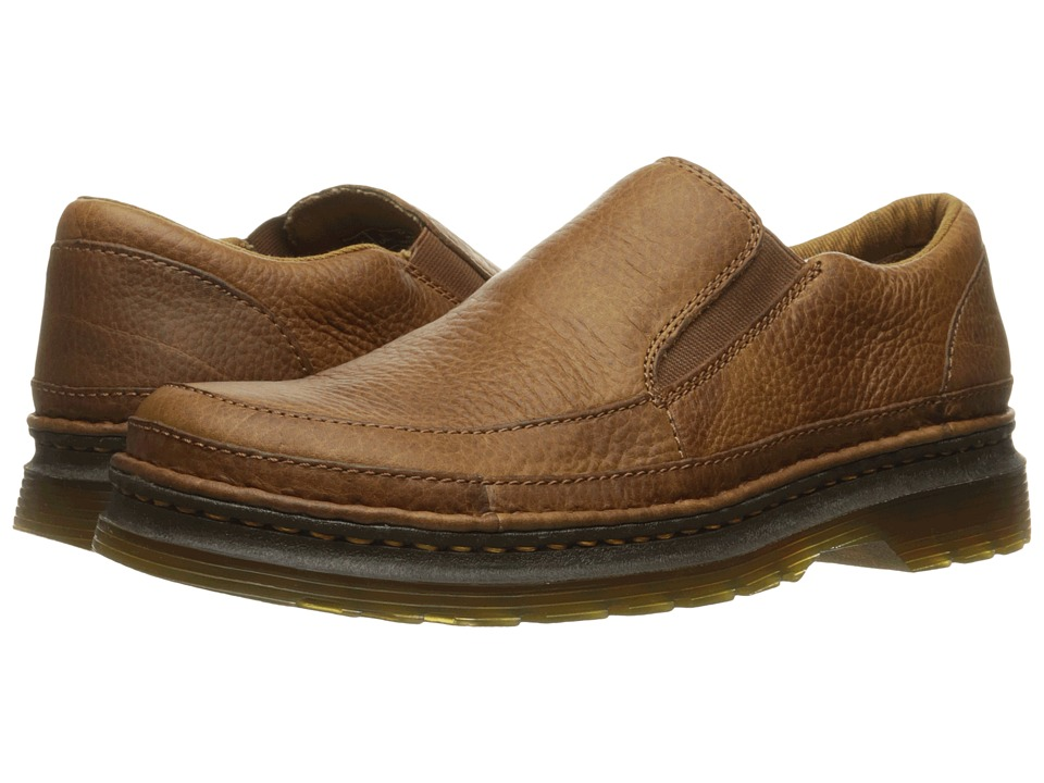 Dr. Martens Hickmire Slip-On Shoe (Tan Grizzly) Shoes