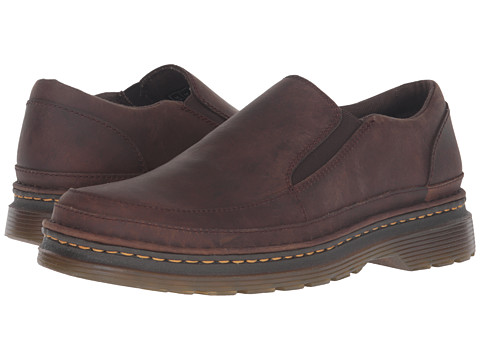 Dr. Martens Hickmire Slip-On Shoe - Brown Kingdom