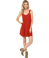 RVCA - Like It V-Neck Dress