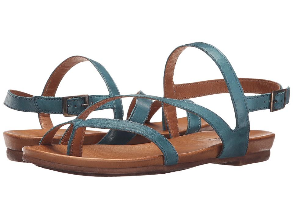 Miz Mooz Alana Marine Womens Sandals