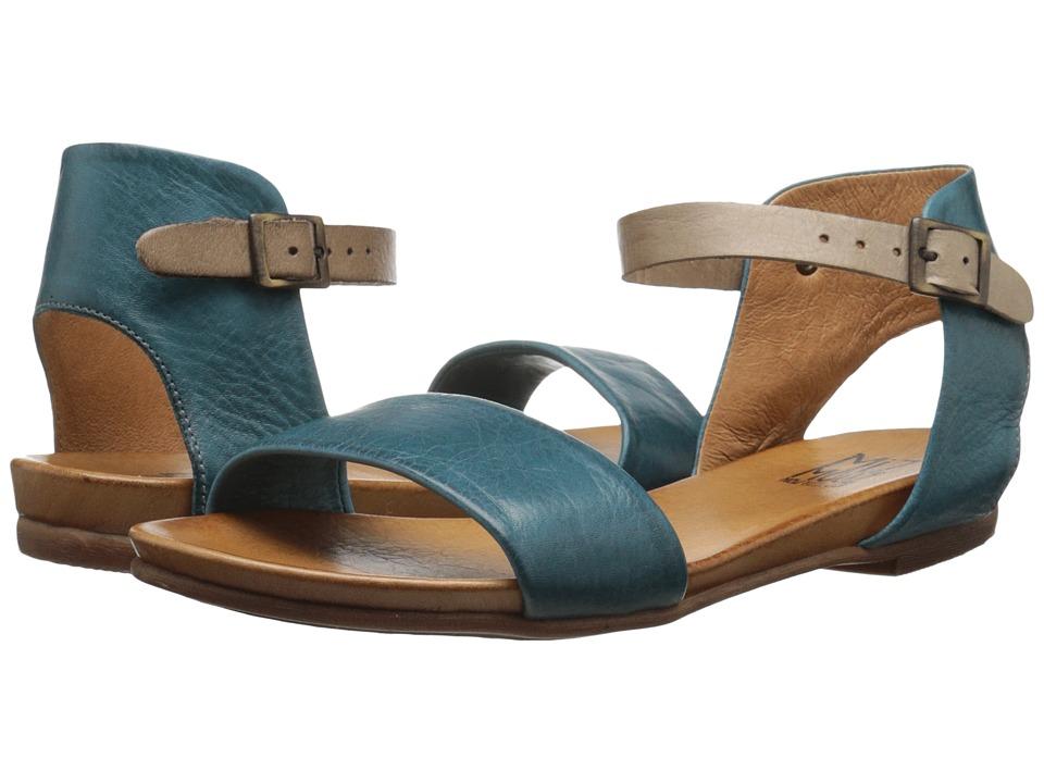 Miz Mooz Alanis Marine Womens Sandals
