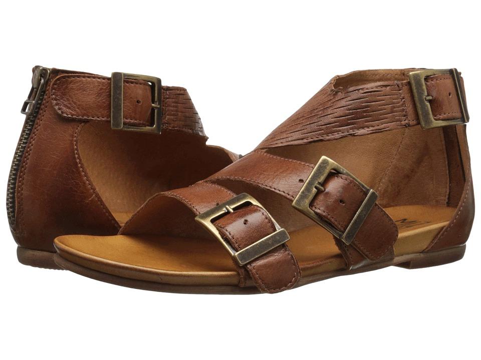 Miz Mooz Althea Brandy Womens Sandals