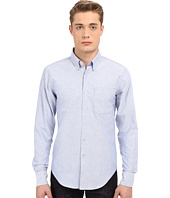 Naked & Famous - Regular Fit Oxford Shirt