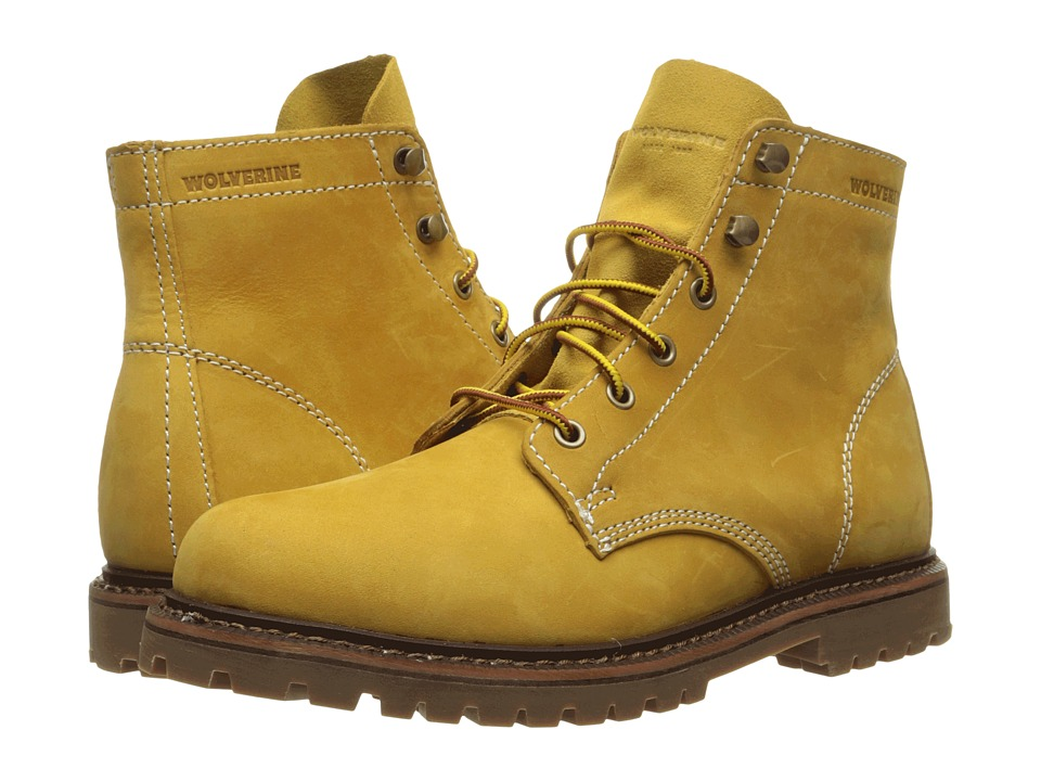 Wolverine Plainsman (Honey Nubuck) Men
