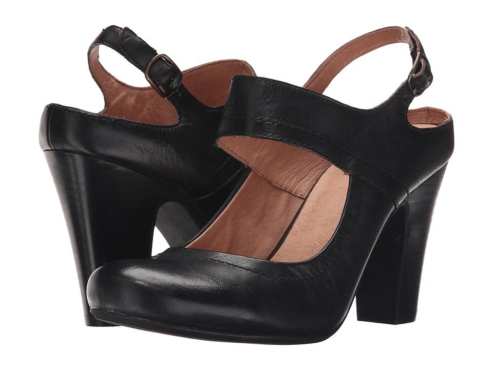 Miz Mooz Jeanine Black High Heels