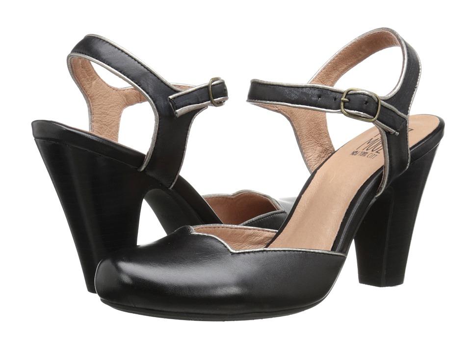 Miz Mooz - Nantes Black High Heels $119.95 AT vintagedancer.com