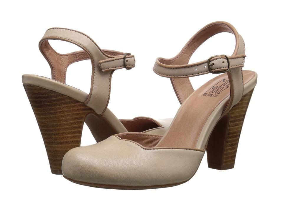 Miz Mooz - Nantes Cream High Heels $119.95 AT vintagedancer.com