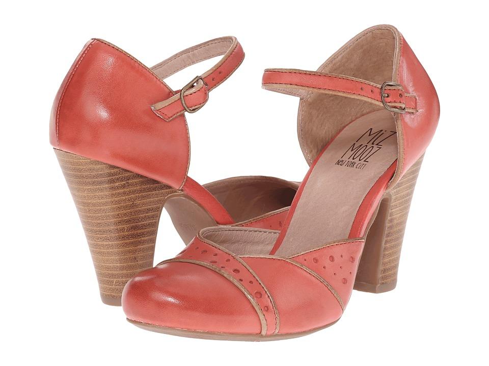 Miz Mooz Nicolina Cherry High Heels