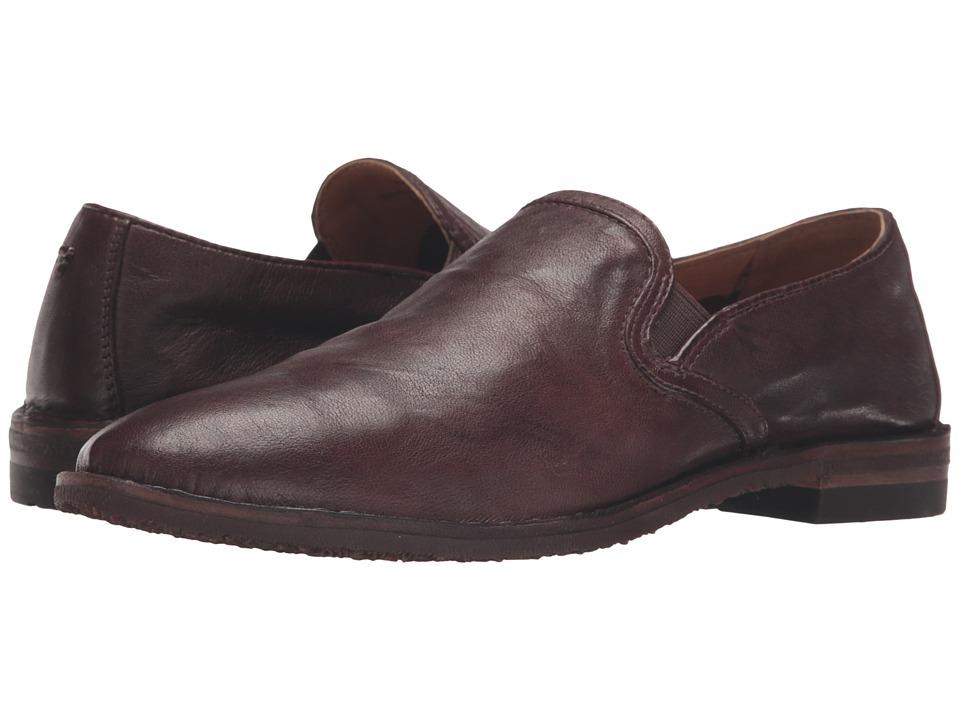 Trask - Ali (Brown Italian Metallic Washed Sheepskin) Womens  Shoes