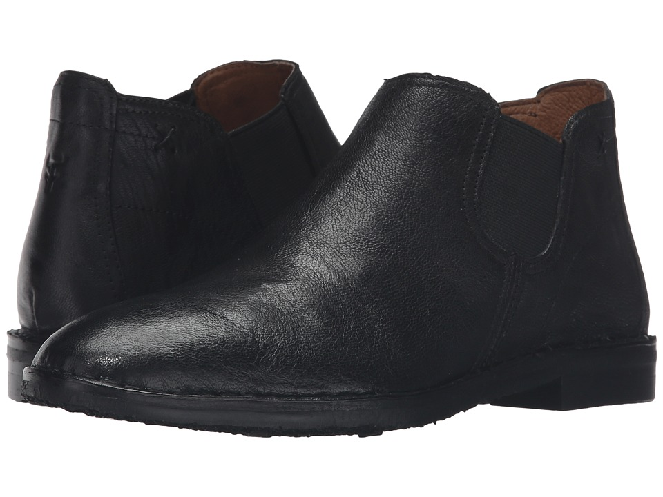 TRASK Allison (Black Italian Washed Sheepskin) Women's Dr...