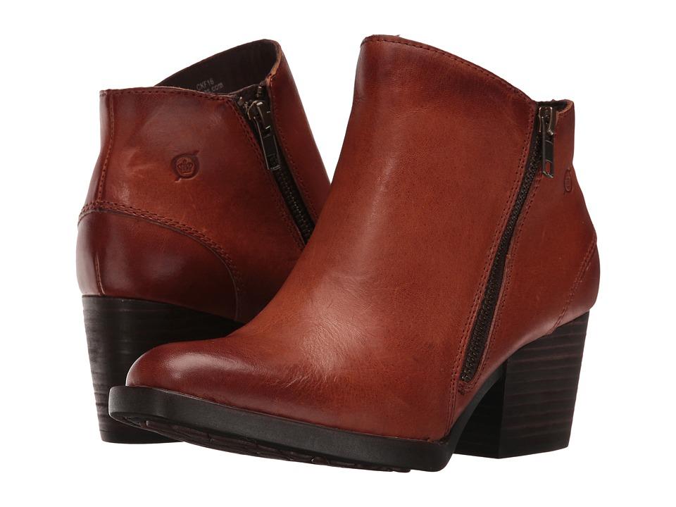 Born Rowell (Cognac Full Grain Leather) Women