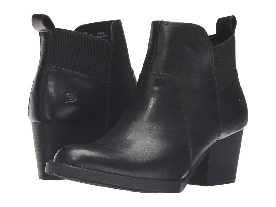 Born Garcia (Black Full Grain Leather) Women