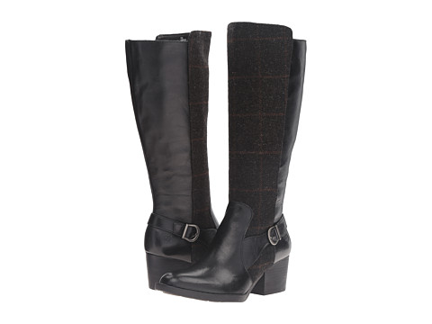 Born Hillman - Black Wool Combo