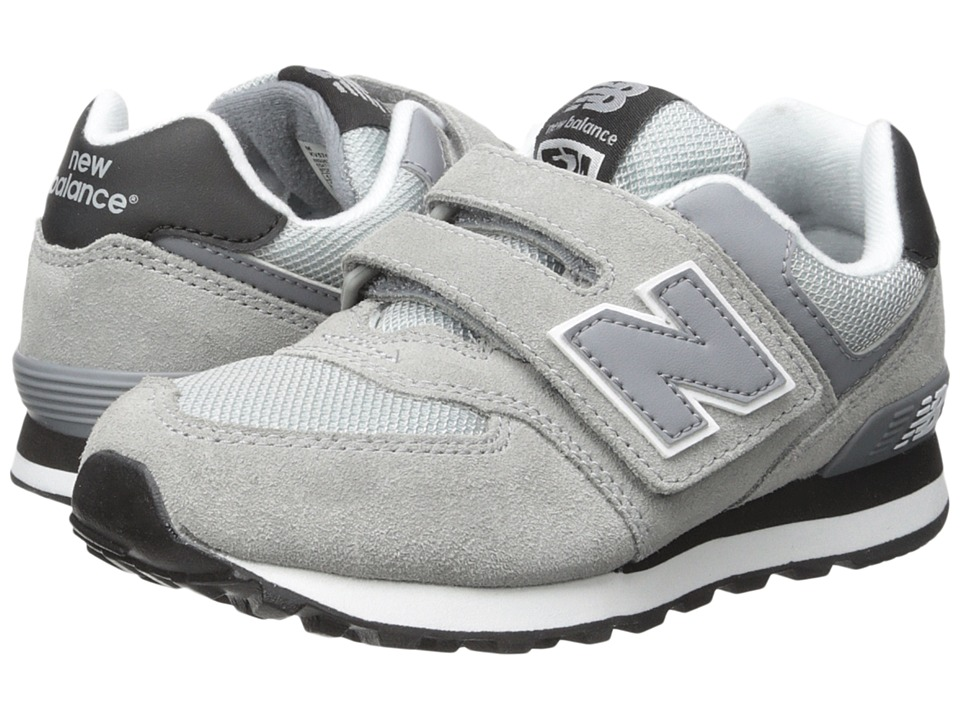 new balance 574 boys Silver