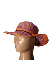 San Diego Hat Company Kids - Paperbraid Sunbrim Hat with Ribbon Edge (Little Kids/Big Kids)