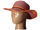 San Diego Hat Company Kids - Paperbraid Sunbrim Hat with Ribbon Edge (Little Kids/Big Kids)
