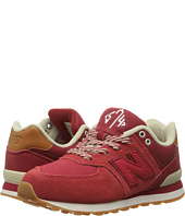 New Balance Kids - 574 New England (Big Kid)