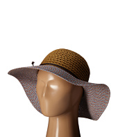 San Diego Hat Company Kids - Open Weave Crown and Paperbraid Sun Brim Hat (Little Kids/Big Kids)
