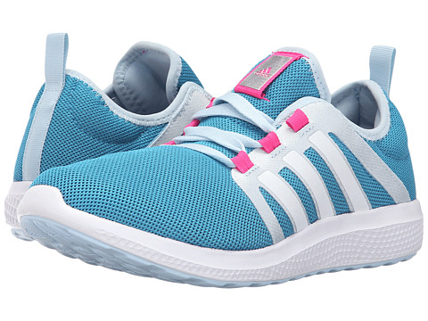 adidas Running Fresh Bounce - Craft Blue/White/Ice Blue