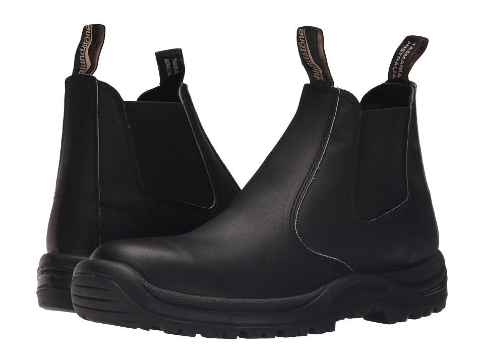 Blundstone - BL491 (Black) Pull-on Boots