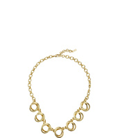Cole Haan - Double Circle Frontal Necklace